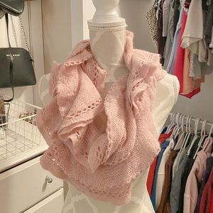 Pink Infinity Scarf💗